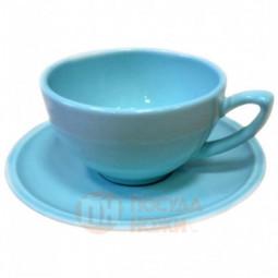 Фарфоровая чайная пара 200 мл Guy Degrenne \ 113537