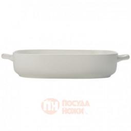 Фарфоровое прямоугольное блюдо для запекания 32 х 22 см белый Maxwell&Williams \ MW655-AW0251