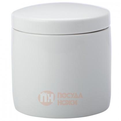 Фарфоровая банка для сыпучих продуктов 600 мл белый Maxwell&Williams \ MW451-IA0052