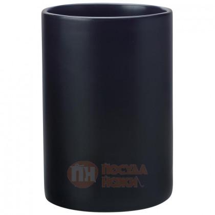 Фарфоровая подставка для кухонных аксессуаров 17.5 см черный Maxwell&Williams \ MW451-IA0047