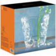 Хрустальная ваза для цветов Sculpture Oval 21 см прозрачный Nachtmann \ 101983