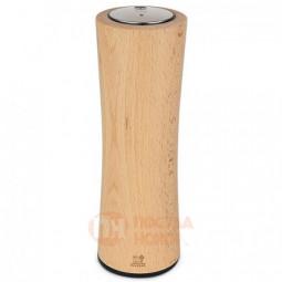 Электрический штопор Elis Reverse 21см бук/нержавеющая сталь светлое дерево Peugeot \ 200770