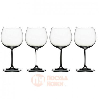 Набор из 4-х хрустальных бокалов для белого вина Montrachet 600 мл прозрачный Riedel \ 5416/47 Montrachet