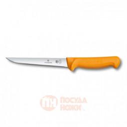 Нож обвалочный с прямым лезвием 16 см VICTORINOX \ 5.8401.16