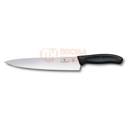 Нож разделочный SwissClassic 22 см VICTORINOX \ 6.8003.22B