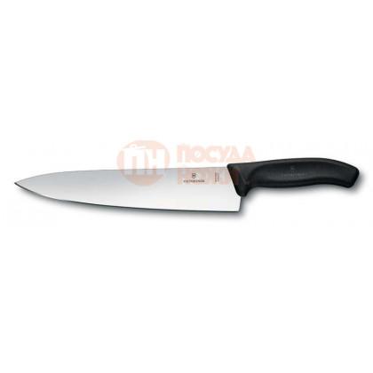Нож разделочный SwissClassic 25 см VICTORINOX \ 6.8003.25B