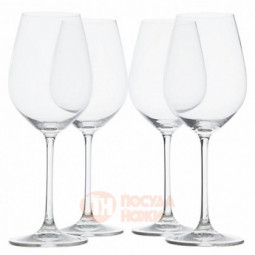Набор из 4-х хрустальных бокалов для белого вина Bianco & Rosso 550 мл Nachtmann \ 96070