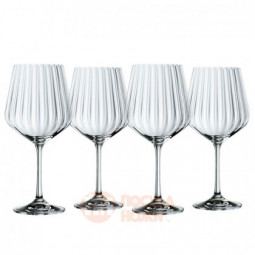 Набор из 4-х хрустальных бокалов для коктейлей Gin & Tonic 640 мл Nachtmann \ 102892