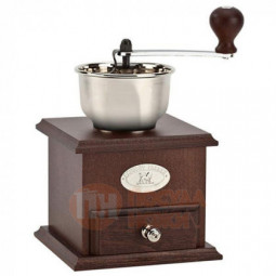 Мельница для кофе 21 см коричневая Bresil Peugeot \ 19401765